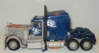 Transformers News: Images of New Repaint of ROTF Voyager Optimus Prime