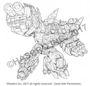 More Transformers Combiner Wars Packaging Art by Ken Christiansen & Marcelo Matere
