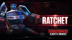 Transformers: Earth Wars Mobile Game Ratchet Spotlight Video