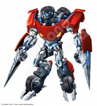 Transformers News: Aligned Universe Sideswipe Concept Art