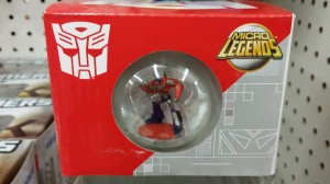 Transformers News: Transformers Micro Legends Capsule Toys Found at K-Mart
