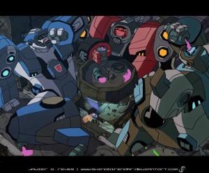 Disciples of Boltax - Secrets of the (Animated Allspark) Almanac II Revealed