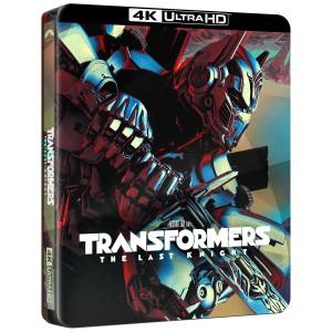 Transformers: The Last Knight Best Buy Canada 4k Ultra HD Steelbook