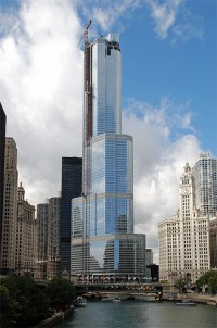 Transformers 3 Filming in Chicago: New Location - Trump Tower