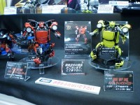 Transformers News: 2009 East Japan Toy Trade Fair - Takara Transformers Toy Images