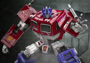 Transformers News: Transformers: Rise of the Dark Spark - Optimus Prime Vignette