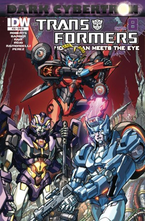 Transformers News: Transformers: More Than Meets The Eye #26 Retail Incentive Cover