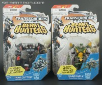 New Galleries: Transformers Prime Beast Hunters Cyberverse Commanders Trailcutter and Hardshell