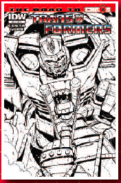 Transformers News: 'The Road to Chaos' -  Transformers Ongoing #19 Reviewed