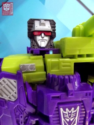 Transformers News: More Close-up Images of Transformers Generations Devastator