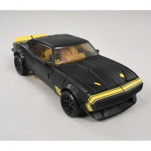 Video Review of Transformers Tribute Bumblebee 3 Pack