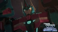 "Transformers News: Transformers Prime Beast Hunters ""Prey"" Airs Tonight - Two New Promo Images"