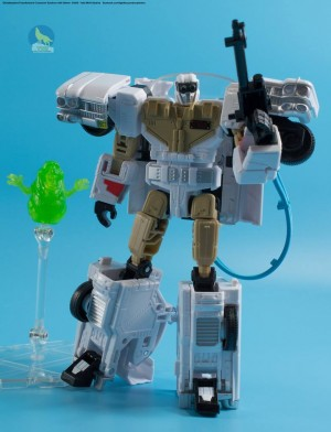 New In-Hand Images - Transformers x Ghostbusters Ectotron