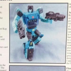 Transformers News: Transformers: Titans Return Kup figure revealed