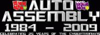 Auto Assembly 2009 now 2 weeks away, tickets still available