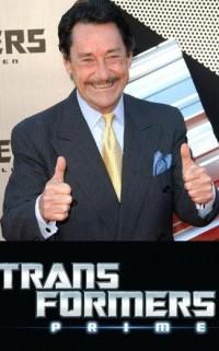 Peter Cullen To Voice Optimus Prime in Transformers: Prime!