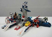 Transformers News: In-Hand Images: Takara Tomy Transformers Encore #23 Fortress Maximus