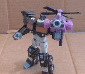 Video Review - Transformers Generations Legends Nemesis Prime with Spinister