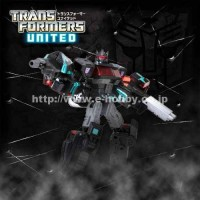 Tokyo Toy Show 2012 Exclusives Transformers Prime First Edition Crystal Optimus Prime and United Black Optimus Prime Promo Shots
