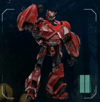 Transformers News: Transformers: Fall of Cybertron Website Updated: Cliffjumper and Starscream Profiles Added