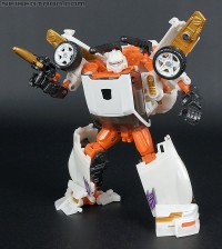 Transformers News: New Transformers Collectors Club Exclusive Gallery: Runamuck