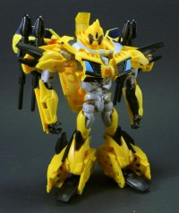 "Transformers News: In-Hand Images: Transformers Prime ""Beast Hunters"" Deluxe Wave 1"