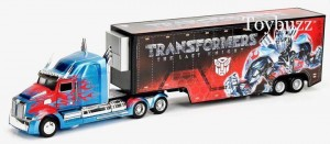 Transformers: The Last Knight Jada 1:64 Optimus Prime with Trailer