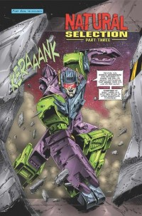 Transformers News: Transformers Regeneration One #88 Creator Commentary with Simon Furman