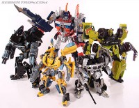 Transformers News: Toy Gallery Update: Entire Premium Line Complete