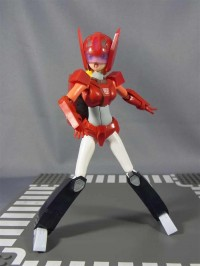 Transformers News: CM's Corp Gutto Kuru Collection Minelba In-Hand Images
