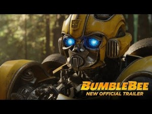 Transformers News: Free Showing of Bumblebee in Texas as part of Movies in the Park