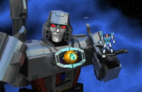 """Megatron Goes """"Old Spice"""" To Promote The TFCC!"""