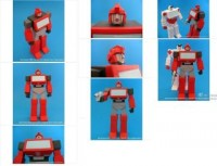 Transformers News: X-Transbots Toys X-7 Ironhide and Ratchet