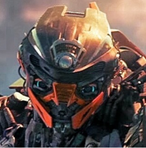 Transformers News: More Images Of Hot Rod from Transformers: The Last Knight
