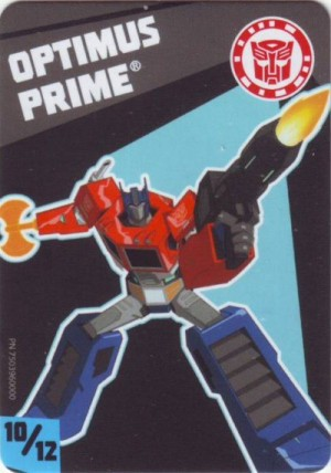 Transformers News: Transformers Tiny Titans Series 3 In Hand