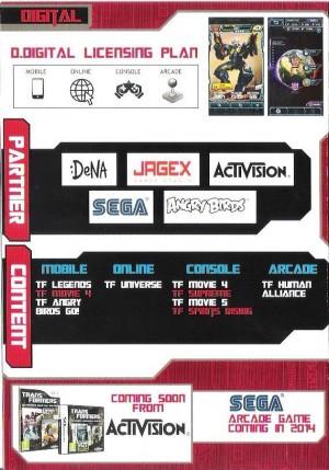 Australian Toy Fair Transformers Video Game Updates