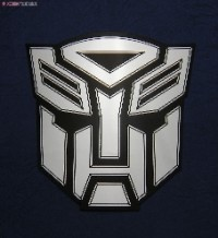 Transformers News: Magnetic Transformers Autobots Emblem