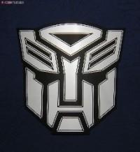 Magnetic Transformers Autobots Emblem
