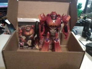 TFCC 2014 Membership Incentive Figure Maximal Rampage Now Arriving!