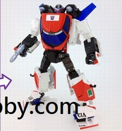 Transformers News: Masterpiece MP-23 Exhaust Unveiled