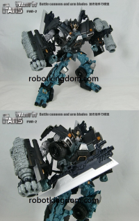 ROBOTKINGDOM .COM Newsletter #1178 - FWI-2 start to shipping out today