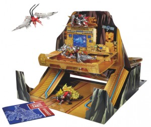 San Diego Comic Con 2014 Transformers Set Revealed: Generation One-inspired Dinobots and Ark Playset