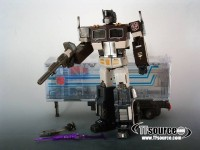 Transformers News: TFSource Update - New Images of MP-4S Convoy Sleep Version
