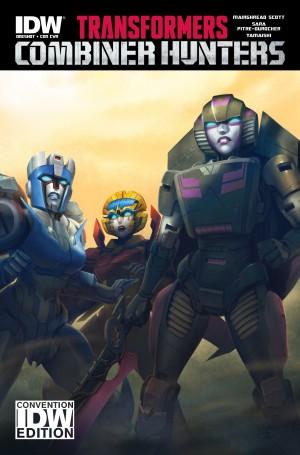 Transformers News: IDW Publishing & Top Shelf's Comic-Con International 2015 Schedule