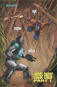 Transformers News: Transformers: Regeneration One #81 Creators Commentary