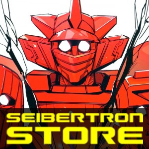 Check out this 20% off sale on new comic books from the Seibertron Store