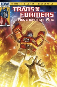 Transformers News: IDW November 2012 Transformers Solicitations