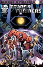 IDW Transformers More than Meets the Eye and Robots in Disguise $49.99 Digital Sale