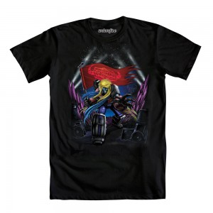 WeLoveFine.com SDCC Transformers Exclusive 'Knights of Unicron' T-Shirt Sale