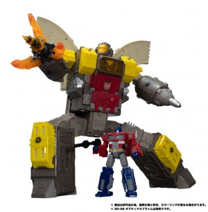 Transformers News: Siege Titan Class Omega Supreme Gets New Stock Photos Ahead of October Release